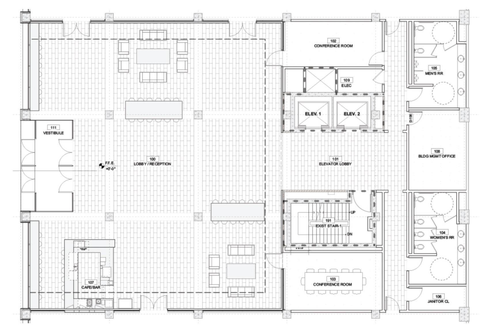 Lobby Plan