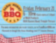 Farm Night BBQ info