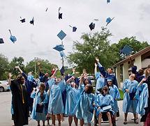 Focus Academy graduation