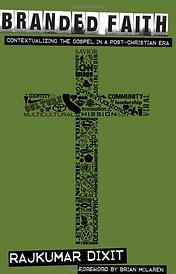 Branded Faith Book