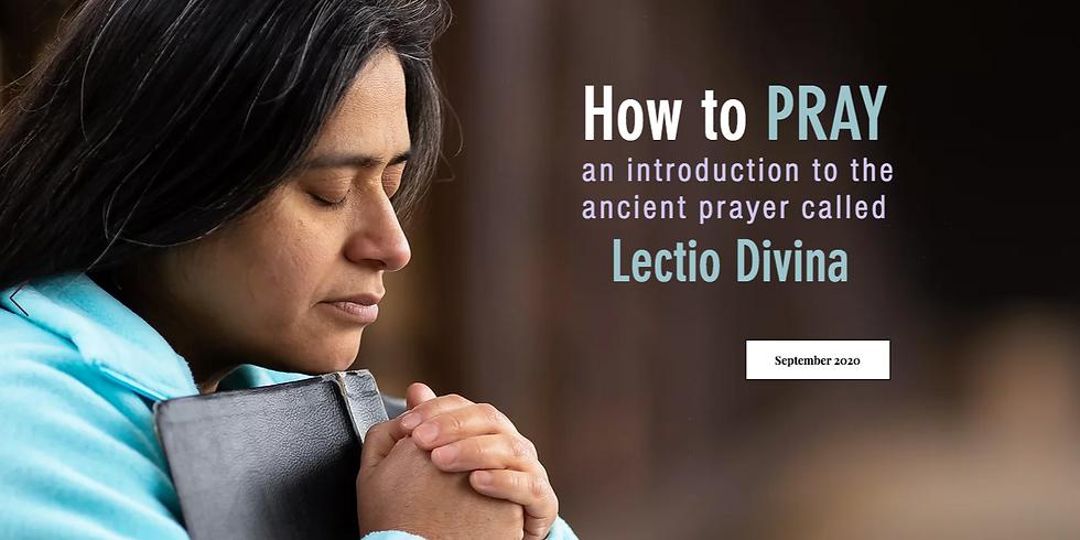 How to Pray through Scripture