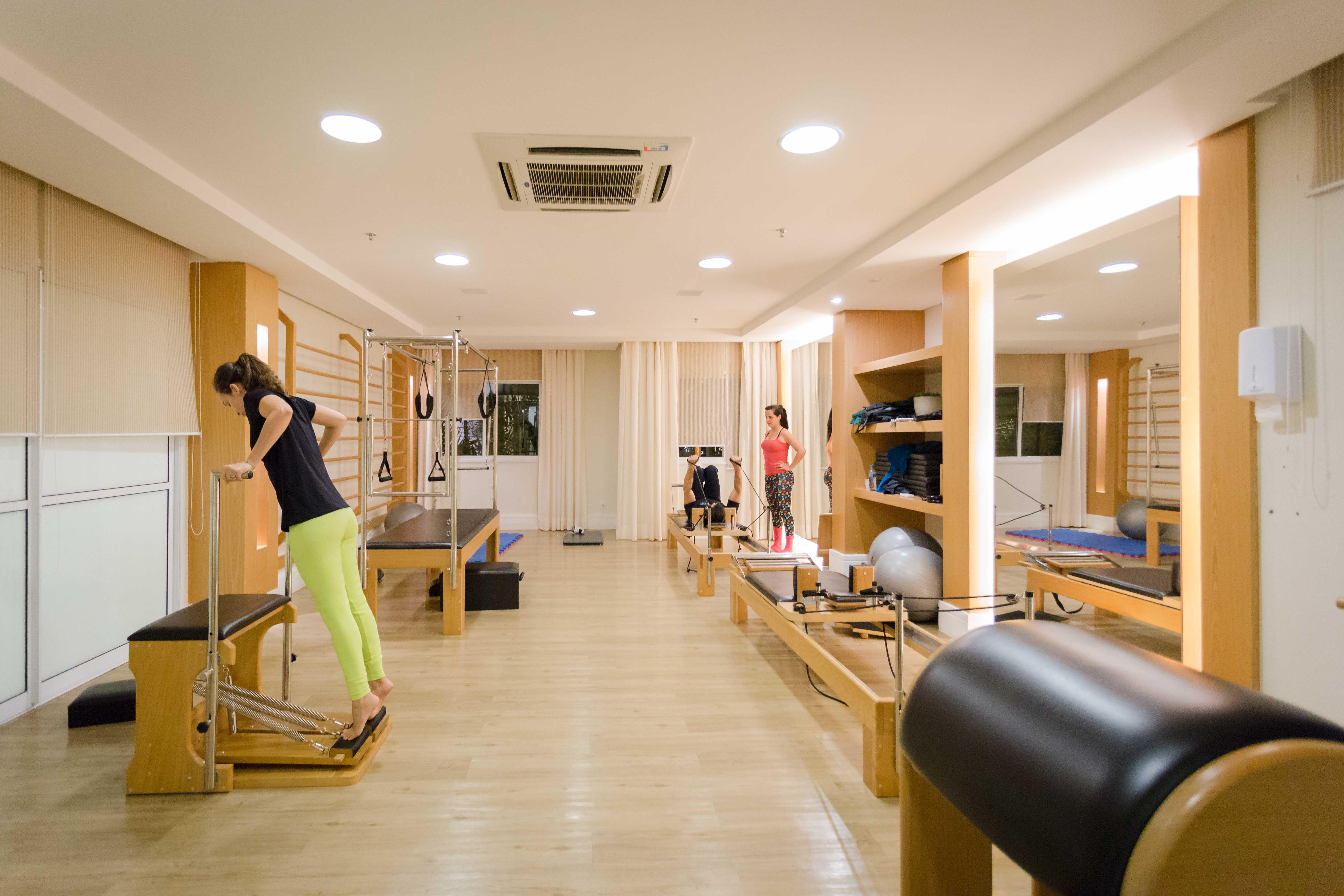 Espaço fitness - Condomínio