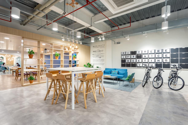 Ambiente Coworking