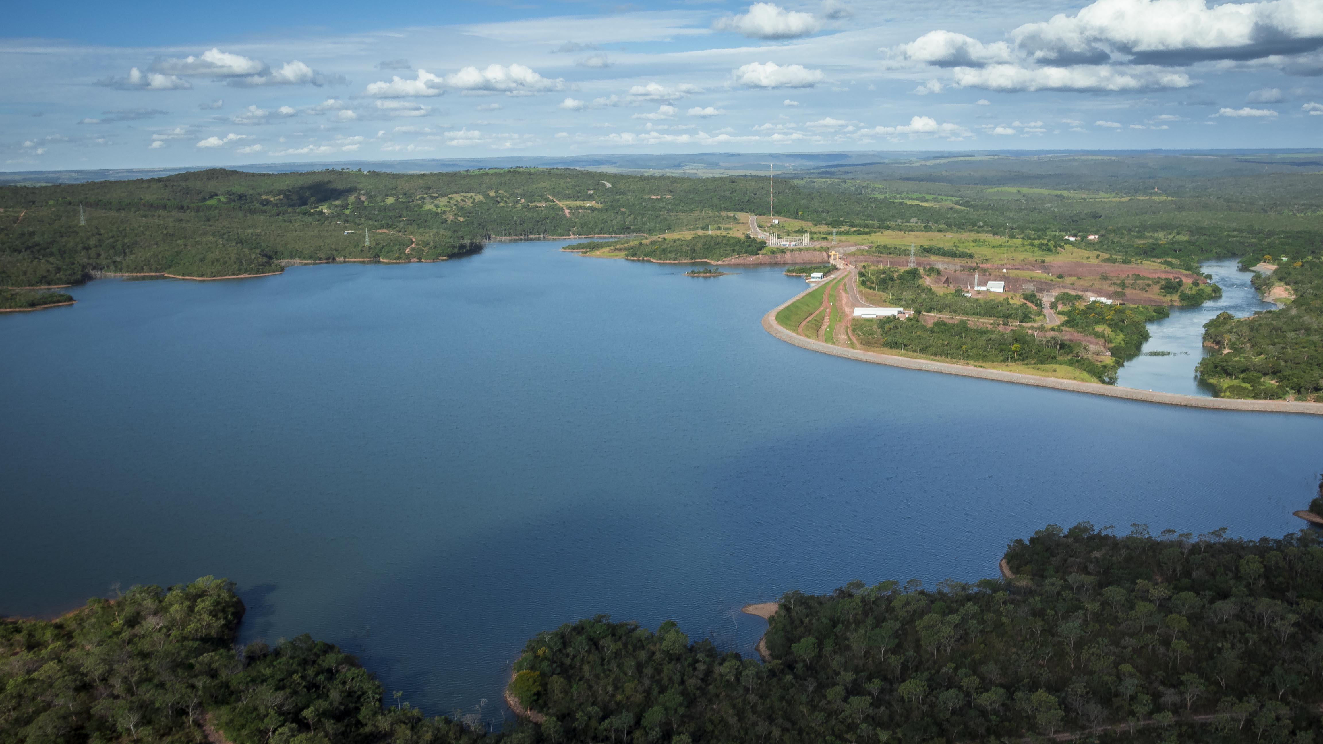 Foto localização com Drone