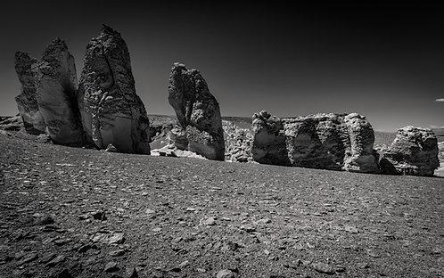Desert Rocks P&B
