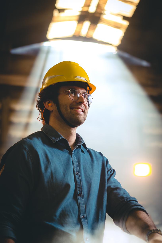 Retrato Industrial