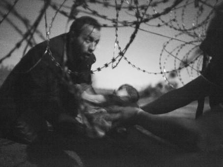 Crise dos refugiados domina tema de  concurso fotojornalístico