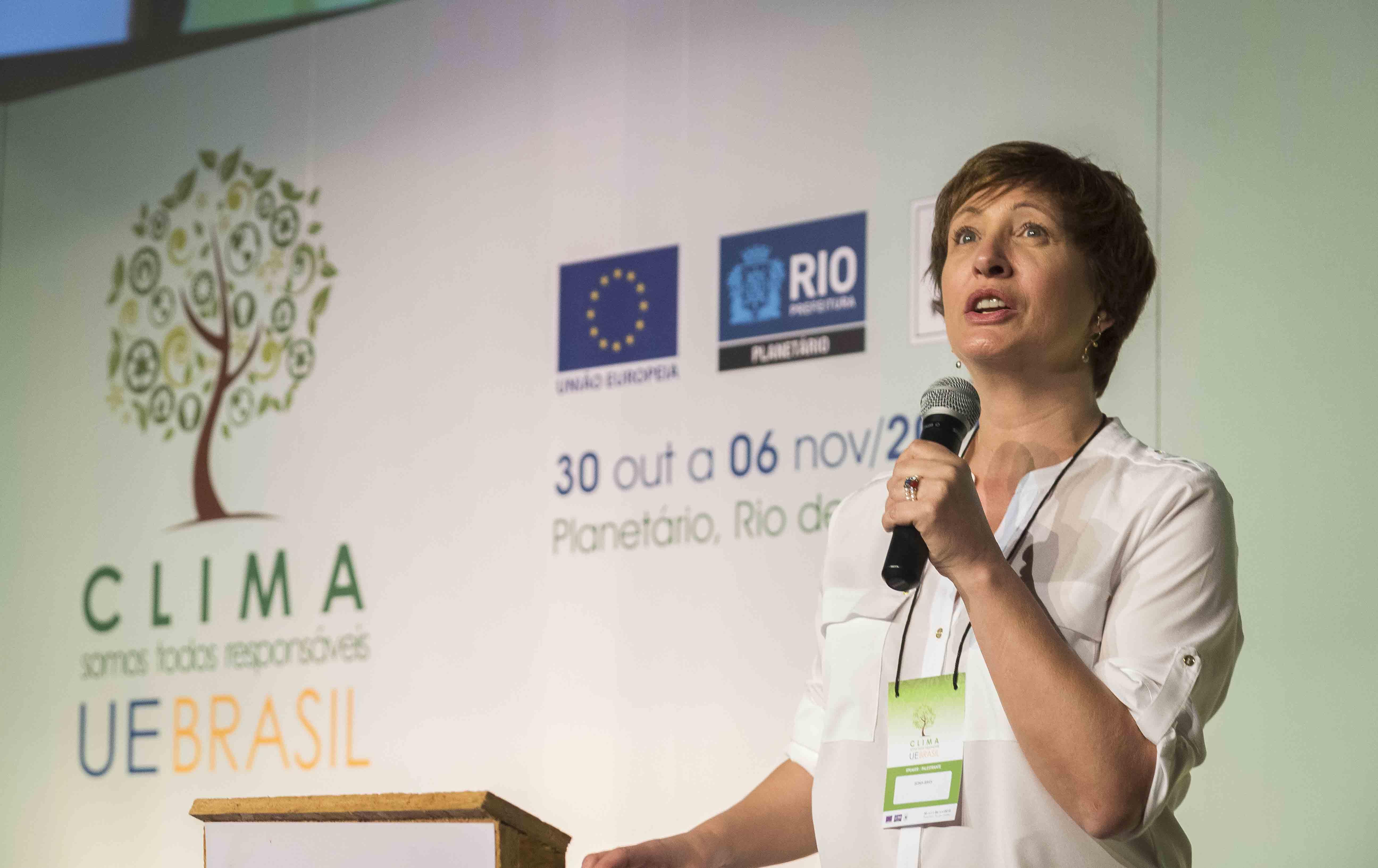 Sonia Bridi - Discurso