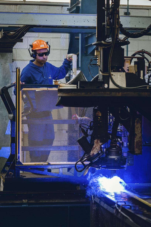 Operação na Indústria