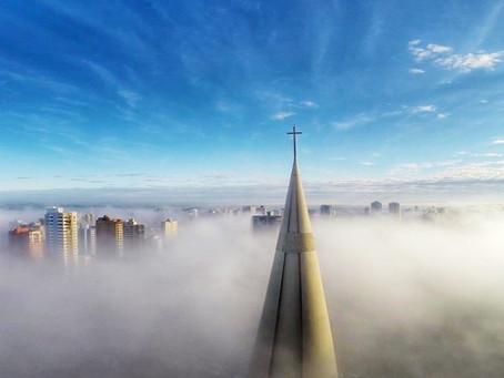 Fotografo brasileiro vence concurso de imagens capturadas com drone