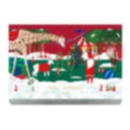 パッケージデザイン 2018クリスマス ギフト
