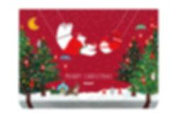 パッケージデザイン 2018クリスマス コルベイユ