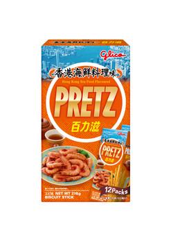 ジャイアント プリッツ 香港海鮮料理味