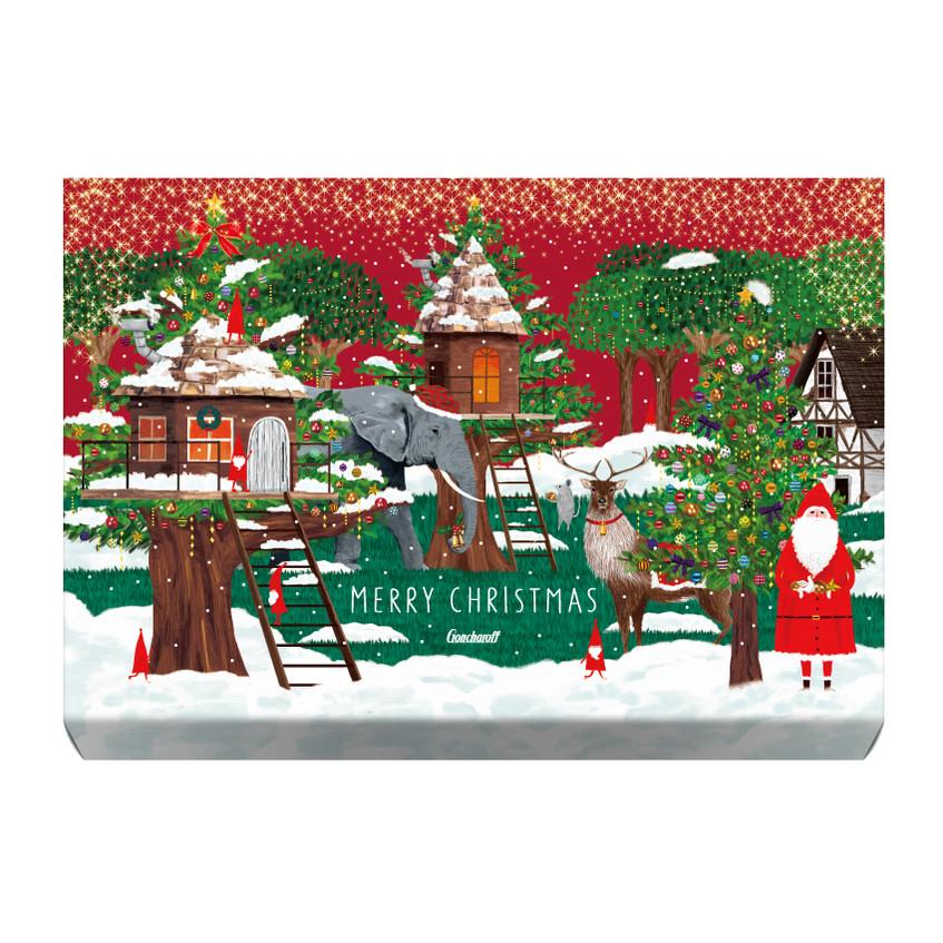 パッケージデザイン 2017クリスマス ギフト