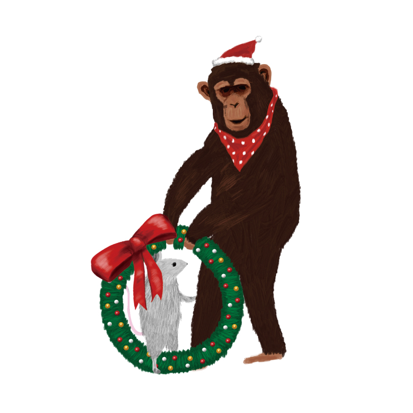 MERRY CHRISTMAS クリスマス2018