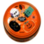 パッケージデザイン 2018ハロウィン ゴンチャロフ チョコ缶