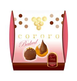 cororo チョコレートベイクドいちじく チョコレートベイクドストロベ