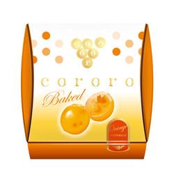 cororo ベイクドオレンジ ベイクドストロベリー