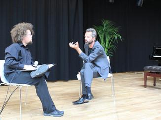 Interview at Göteborg International Piano Festival, 2017