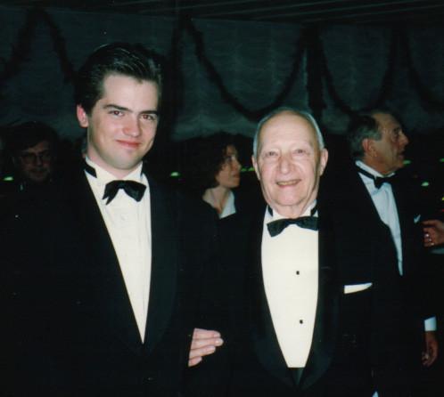 With Witold Lutosławski