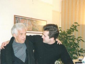 With Vladimir Ashkenazy