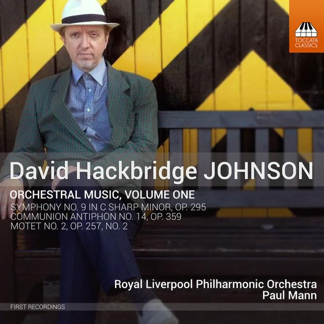 TOCC 0393 Johnson Orchestral Music Vol.