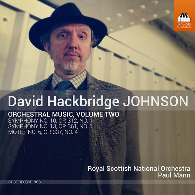 TOCC 0452 Hackbridge Johnson orch. music