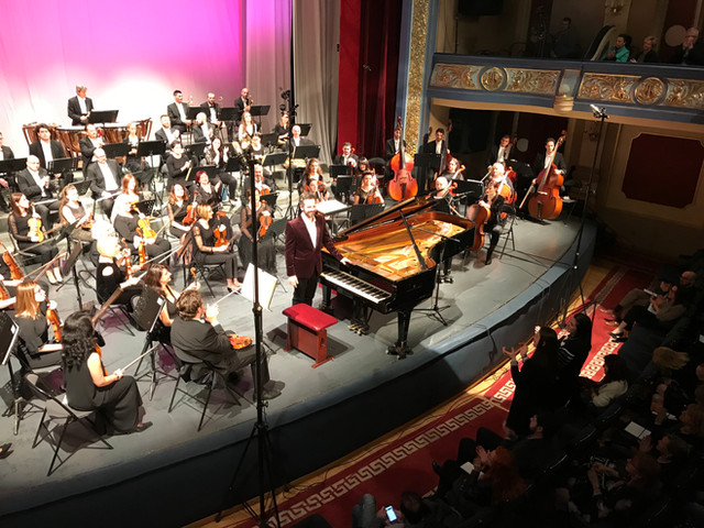 Tchaikovsky in Sarajevo, 2018