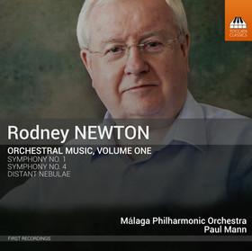 TOCC 0459 Newton orch. music Vol. 1 cove