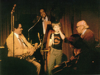 With Illinois Jaquet, Slam Stewarg and Max Gordon