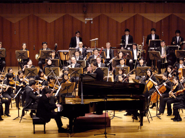 Rachmaninoff with Seoul Philharmonic and Myung-whun Chung