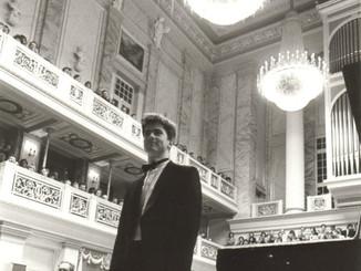 With Deutsches Symphonie Orchester Berlin 1990