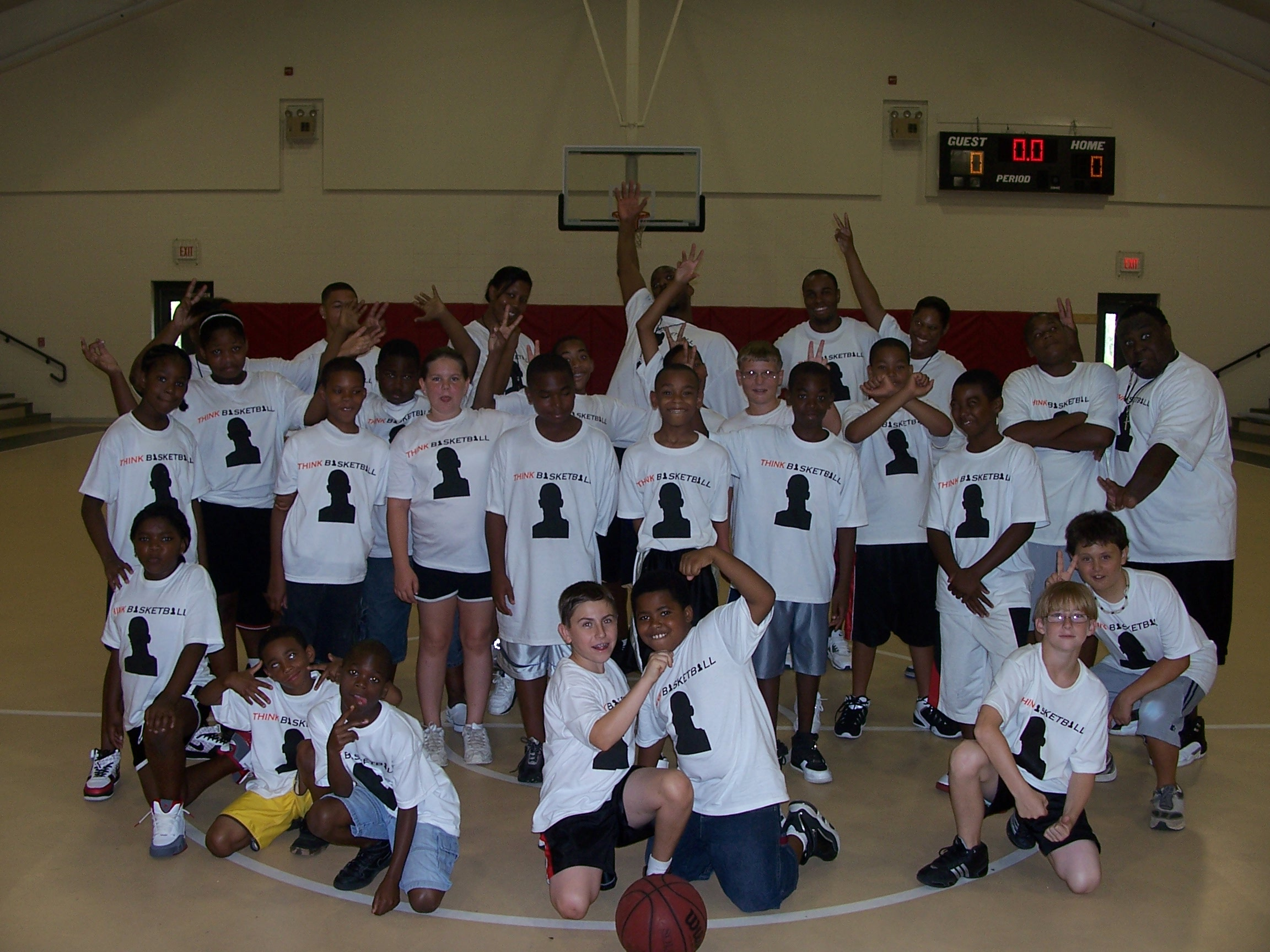 2008 Think Basketball Camp