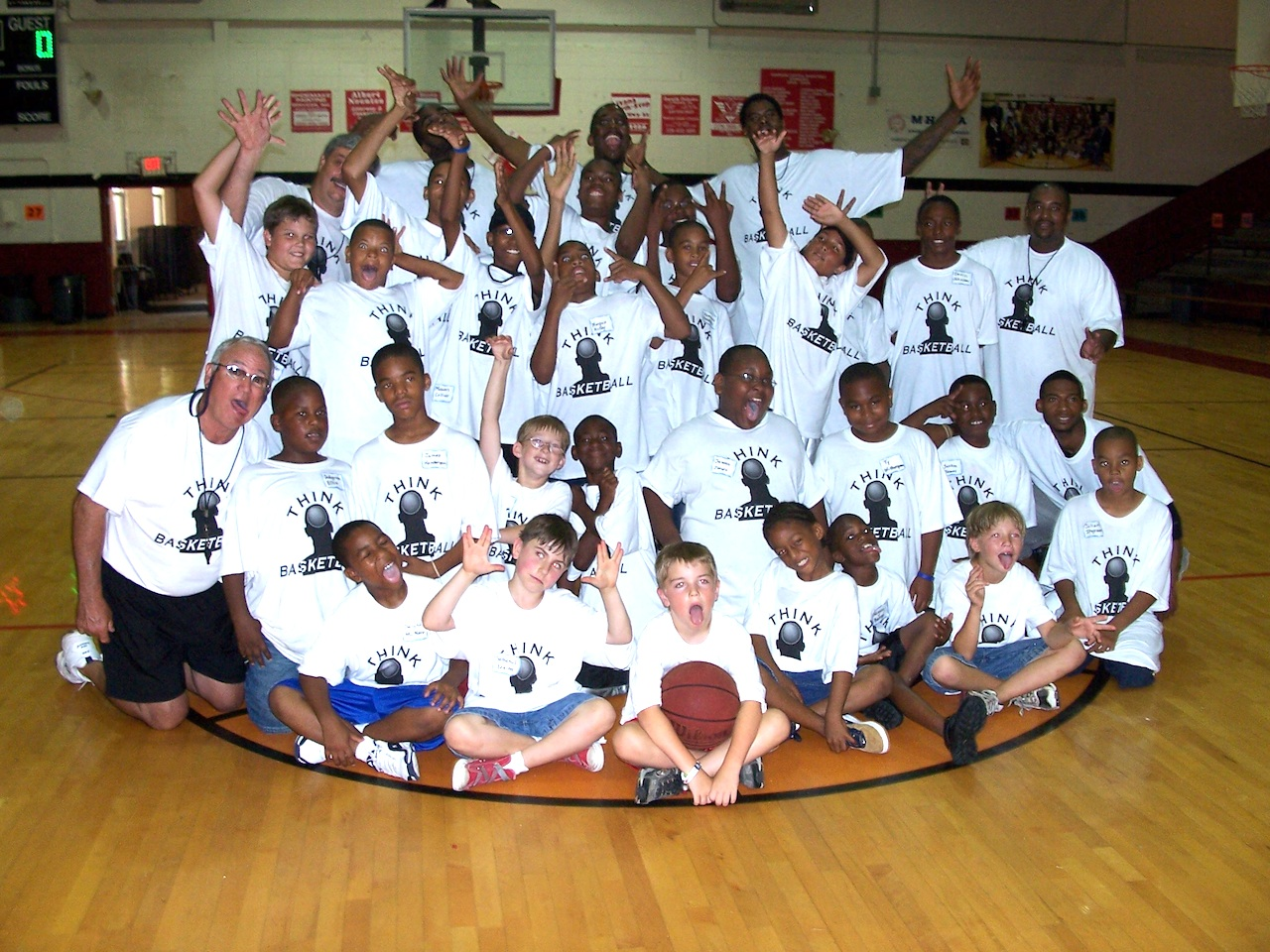 2007 Think Basketball Camp