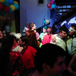 Karneval im Crux
