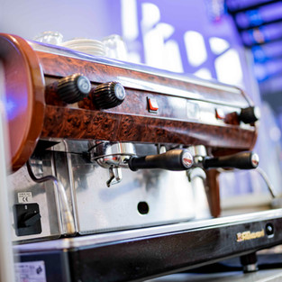 Unsere Kaffeemaschine :)