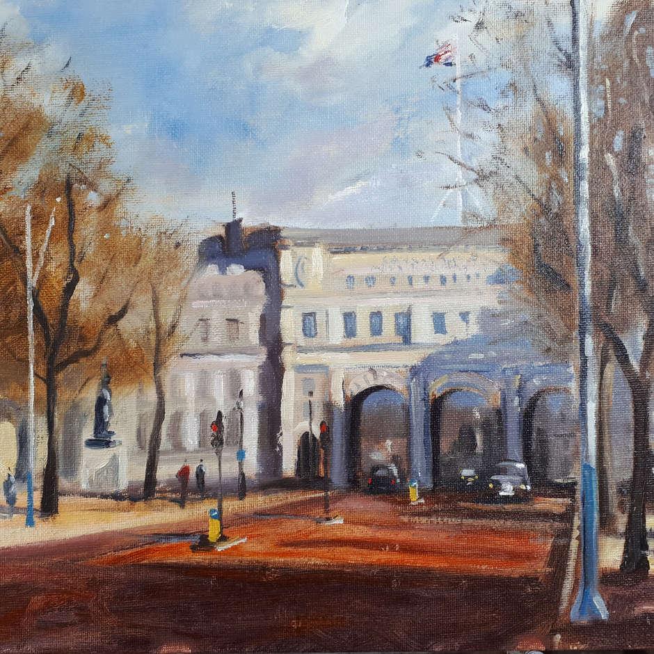 Admiralty Arch, Mark Wadeson