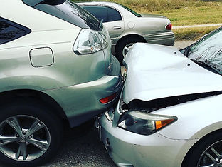 Rear end Accident