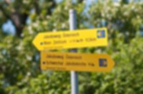 Jakobsweg Wien