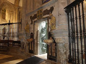 Heilige Pforte Santiago de Compostela