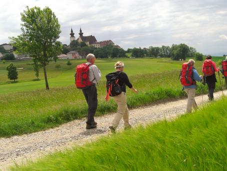 Die Pilgerbegleiter Ausbildung startet im November