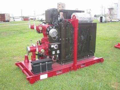 6000LPM Fire Pump