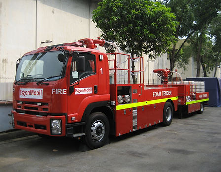 Pearl Fire Emergency Response Fire Fighting Quick Attack Vehicle Minor Ranger Nozzel