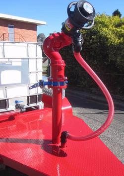 Foam Monitor Nozzle