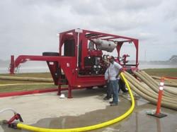 24000LPM Transportable Fire Pump