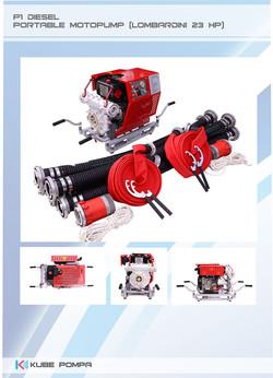 Kube Diesel Pump P1