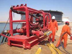 15000LMP Fire Pump