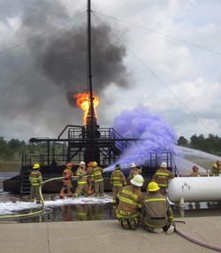 B Class Fire Fighting Foam
