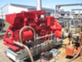 Pearl Fire Emergency Response Fire Fighting Pump Skid