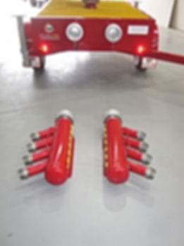 Pearl Fire Emergency Response Fire Fighting Manifold Fitting